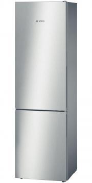 Bosch Edelstahl Kühlgefrierkombination (