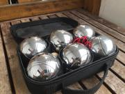 Boules Bocha Spiel Outdoor in