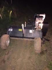 Bowell ATV Mulcher