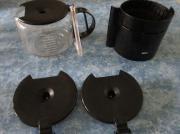 Braun Glaskannen Kaffeemaschine
