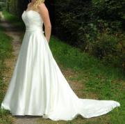 Brautkleid/Hochzeitskleid Gr.