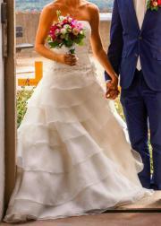 Brautkleid Prinzessin Größe