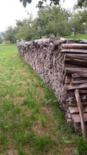 Brennholz Holz