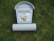 Briefkasten Postkasten aus Metall für