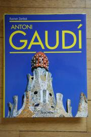 Buch Gaudi