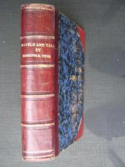 Buch - Novels and Tale 1881