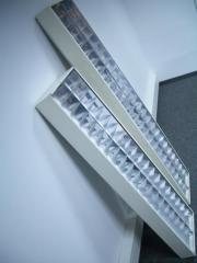 Bürolampe Deckenlampe Kellerlampe