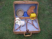 Camping - Koffer Spielekoffer Kinderkoffer