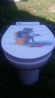 Camping Toilette