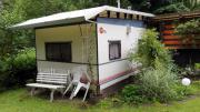 Campingplatz,Wohnwagen,Mobilheim,