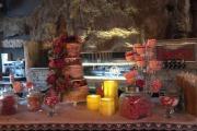 Candybar/Hochzeitstorte/Geburtstagstorte
