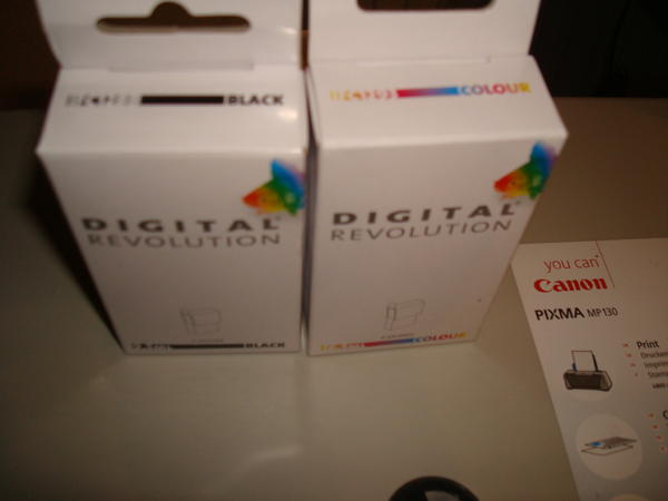Canon Patrone Farbe originalverpackt und
