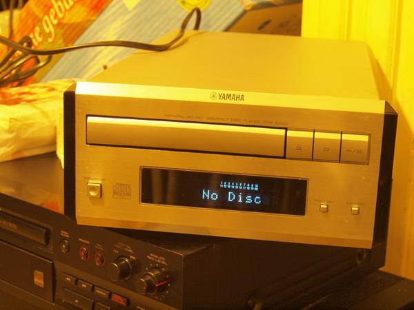 CD-Player /Philips , » CD- und MD-Player