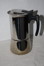 CILIO Espressokocher Edelstahl