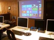 Computerkurse für Senioren -- Raum