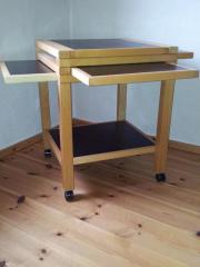 Computertisch aus Esche-