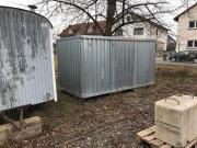 Container baustellencontainer