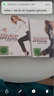 Couvert Affairs Staffel