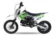 Crossbike 110cc Dirtbike
