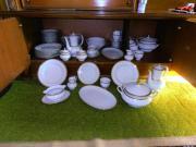 DA-Dieburg Porzellan Service Marke Seltmann