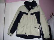 Damen-Jacke mit Kapuze Gr 38