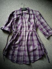 Damenbekleidung Bluse Longbluse