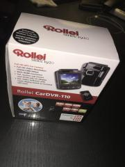 dashcam Rollei CarDVR-110 GPS Auto-Kamera