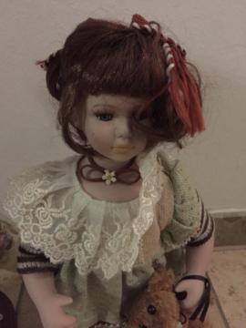 Bild 4 - Deko Puppen 3 Stck auf - Starnberg