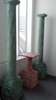 Dekorative Säulen