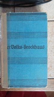 Der Volks-Brockhaus Deutsches Sach- und