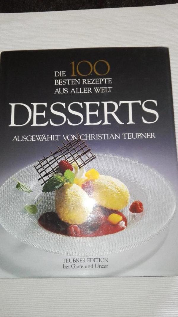 Desserts - Die 100 besten Rezepte