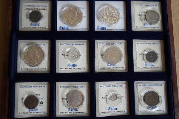 Deutsche Münzgeschichte 0787 In Erlangen Münzen Kaufen Und