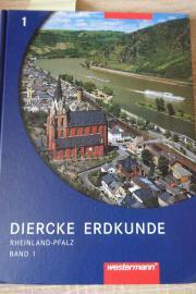 Diercke Erdkunde Rheinland Pfalz Bd