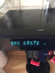 digitaler Satellitenreceiver AB