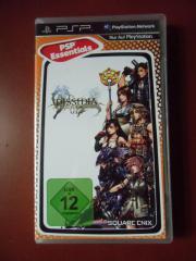 Dissidia 12 Duodecim Final Fantasy