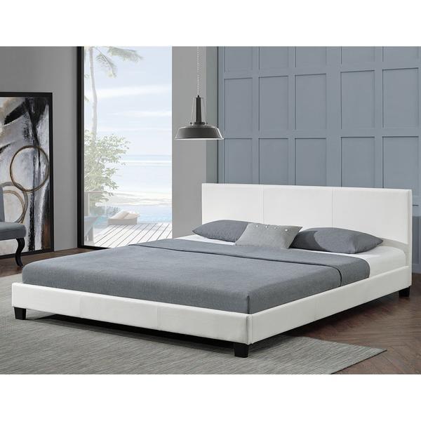 doppelbett kunstleder gebraucht kaufen 3 st bis 65. Black Bedroom Furniture Sets. Home Design Ideas