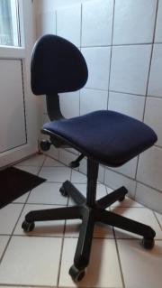 Drehstuhl ikea blau  Drehstuhl blau (Ikea) in Karlsruhe - Büromöbel kaufen und ...