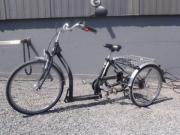 Dreirad von Reinis