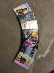 DVD s verschieden 7 mehrere