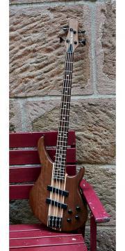E Bass Gitarre