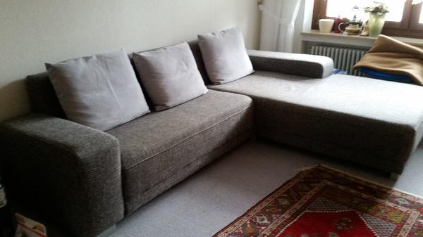 Ecksofa anthrazit  Ecksofa Anthrazit in Ochsenhausen - Polster, Sessel, Couch kaufen ...