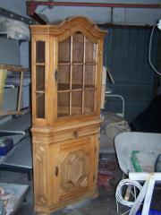 eckvitrine in eisenberg haushalt m bel gebraucht und neu kaufen. Black Bedroom Furniture Sets. Home Design Ideas