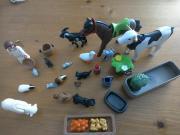 Einzelteile Playmobil Tiere