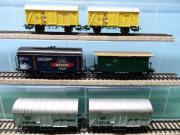 Eisenbahn - Märklin - Primex - H0 - Modelleisenbahn - Wagen