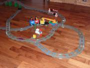 Eisenbahn von Lego