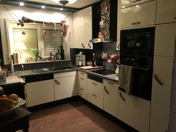 elegante und hochwertige zeyko küche, gebraucht in rauenberg ... - U Küche Gebraucht