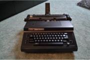 Elektrische Schreibmaschine-Kugelkopf Brother 7900 D