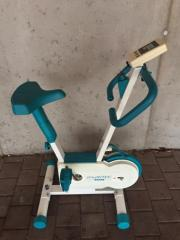 Ergometer Multitec mit Display Puls