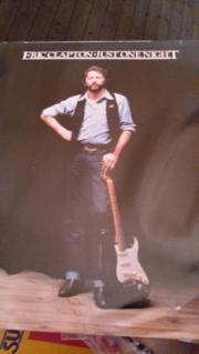 Eric Clapton Doppel LP