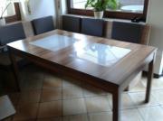 Esstisch ausziehbar nussbaum  Tisch Ausziehbar Nussbaum - Haushalt & Möbel - gebraucht und neu ...